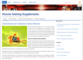 musclegainingsupplement.com