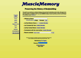 musclememory.com