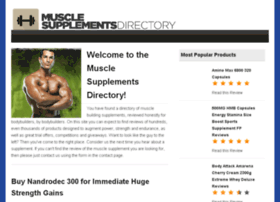 musclesupplements.directory