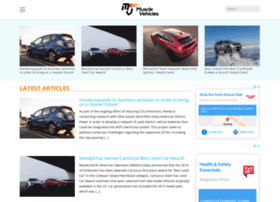 musclevehicles.com
