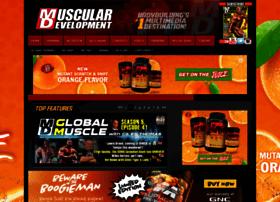 musculardevelopment.com