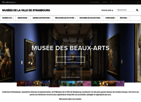 musees-strasbourg.org