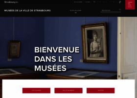 musees-strasbourg.org