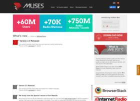 musesradioplayer.com