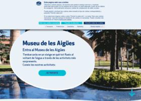 museudelesaigues.com