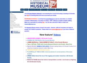 museum.edcgov.us