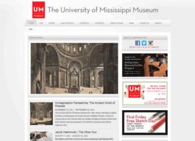 museum.olemiss.edu