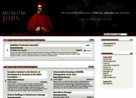 museumjobs.com