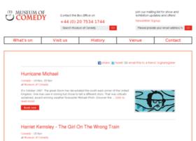 museumofcomedy.ticketsolve.com