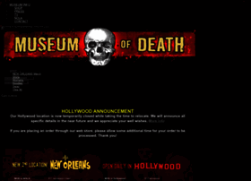 museumofdeath.net