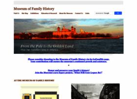 museumoffamilyhistory.com