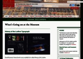 museumofprinting.com