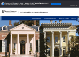 museums.jhu.edu