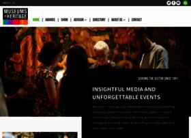 museumsandheritage.com