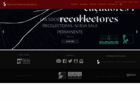 museuprehistoriavalencia.es