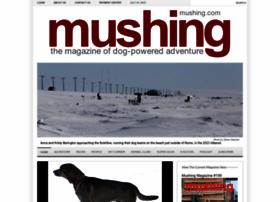 mushing.com