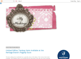 mushings.blogspot.com
