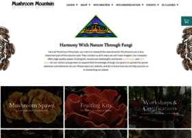 mushroommountain.com
