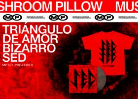 mushroompillow.com