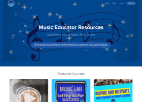 music-educator-resources.teachable.com