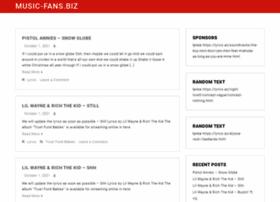 music-fans.biz