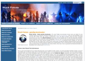 music-flat-rate.de