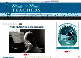 music-for-music-teachers.com