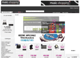 music-shopping.fr