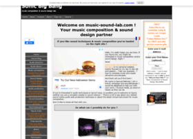 music-sound-lab.com