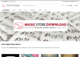 music-store-download.com
