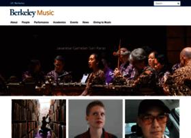 music.berkeley.edu