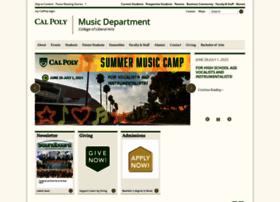 music.calpoly.edu