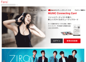 music.connectingcard.com