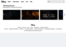 music.disney.com