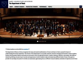 music.emory.edu