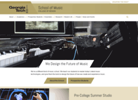 music.gatech.edu
