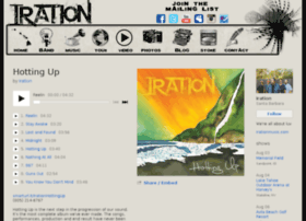 music.irationtheband.com