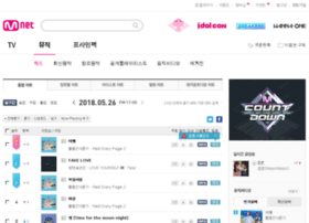 music.mnet.com