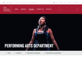 music.owu.edu