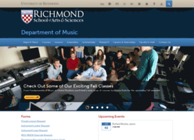 music.richmond.edu