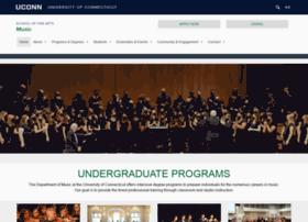music.uconn.edu