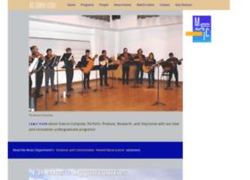 music.ucsc.edu