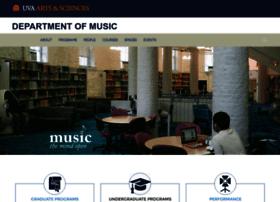 music.virginia.edu