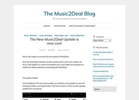 Music2dealblog.com