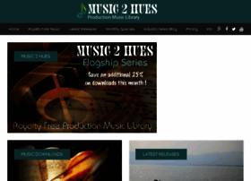 music2hues.com