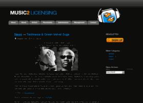 music2licensing.com
