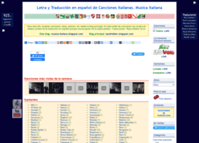 musica-italiana.blogspot.com