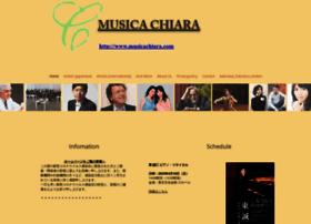 musicachiara.com