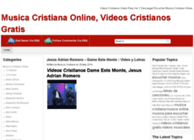 musicacristianax.com
