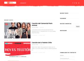 musicadecomerciales.com